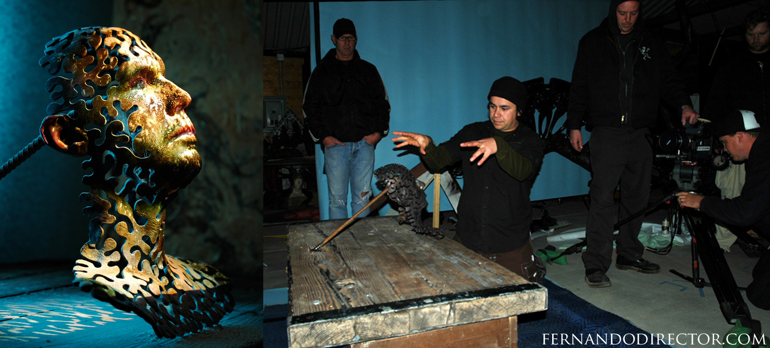 Making of Pearl Jam Bronzes